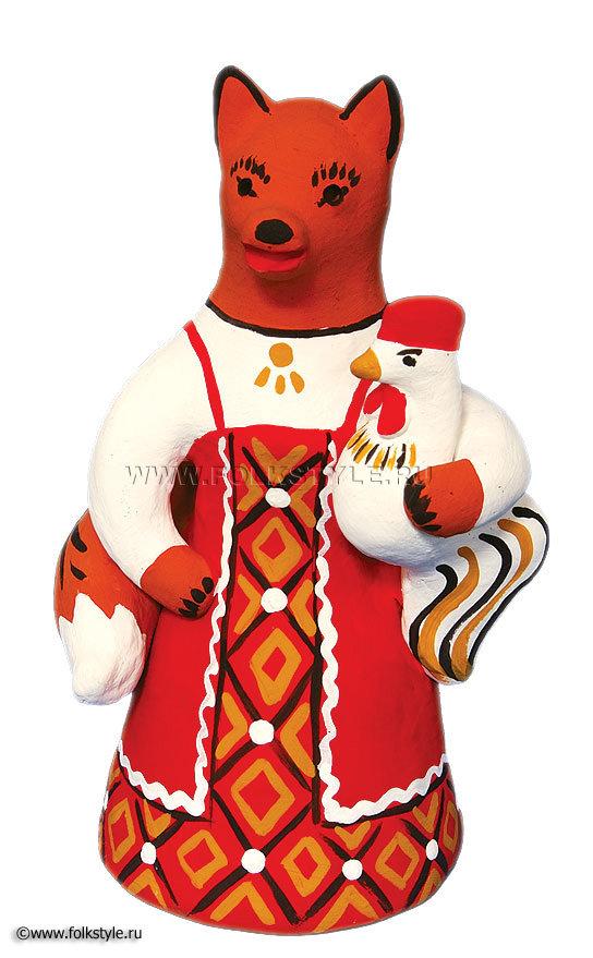 Каргопольская игрушка картинка для детей