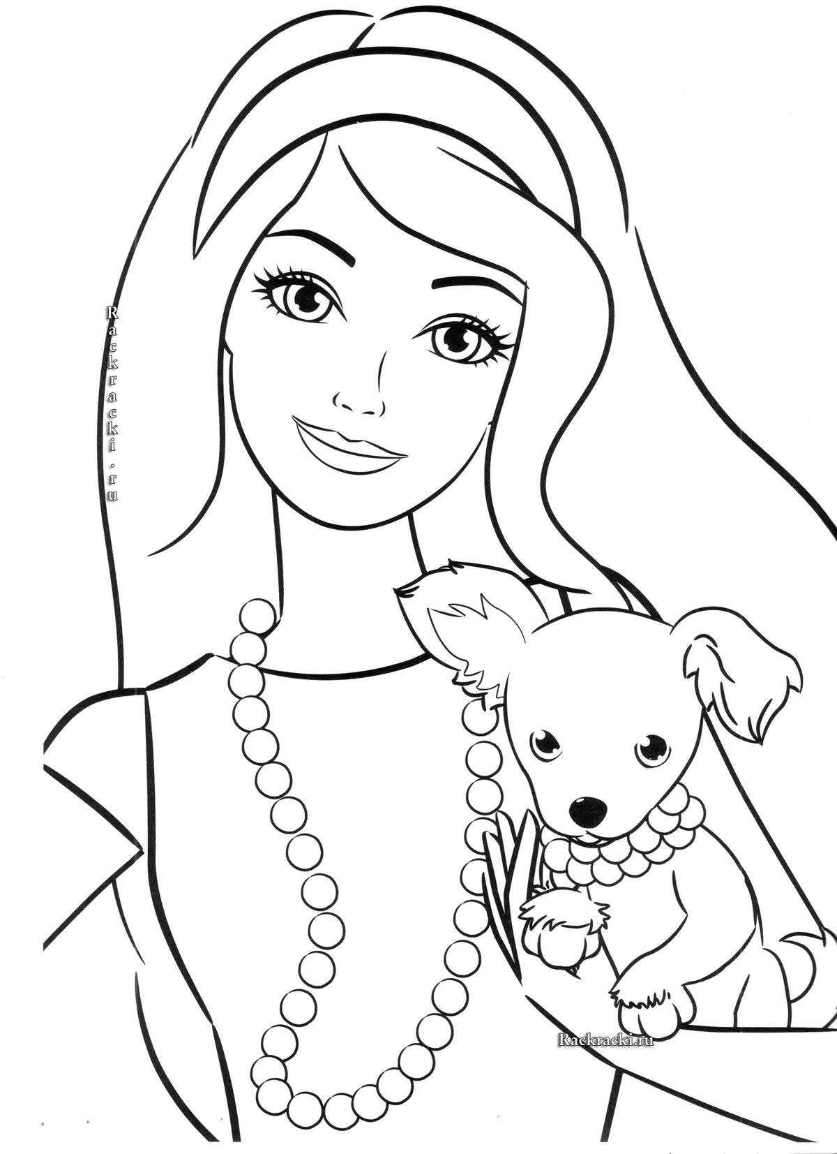 Рисовать онлайн картинки для девочек