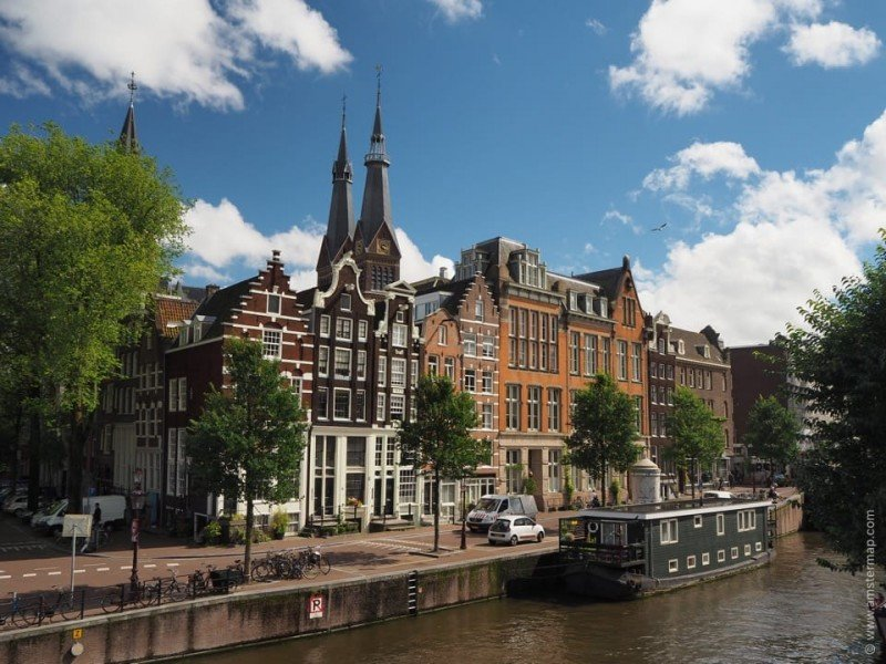 название достопримечательности амстердама фото и описание надо признать
