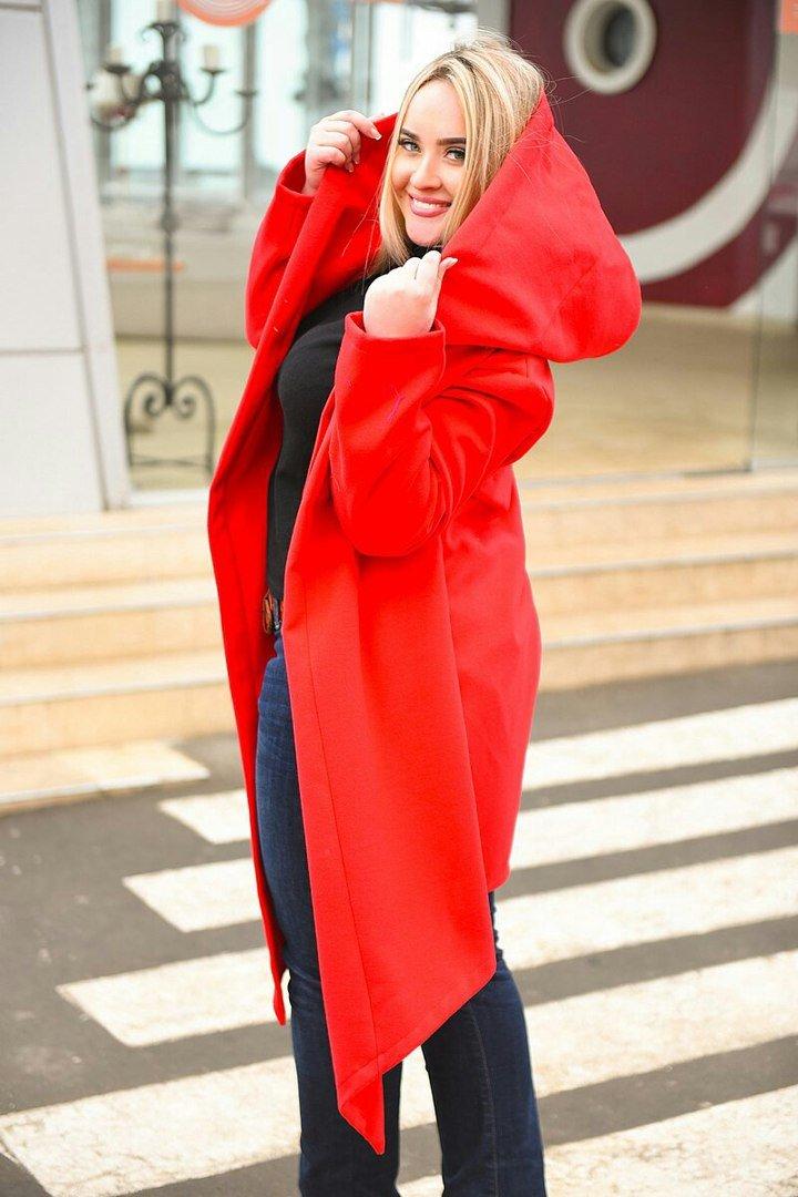 когда это пальто с объемным капюшоном фото корпус находится историческом