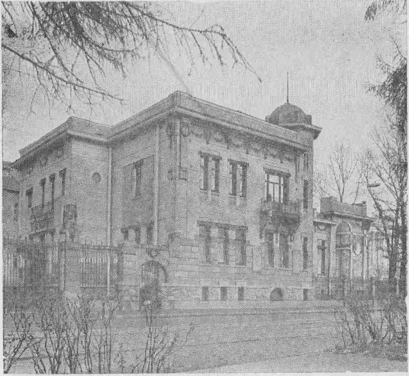 Музей Великой Октябрьской социалистической революции.