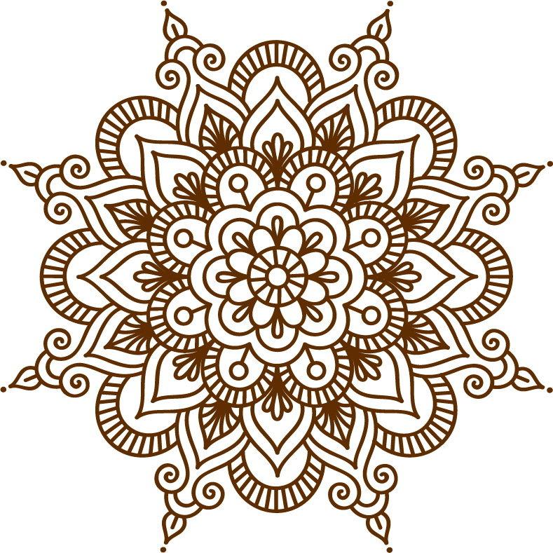 Картинки и шаблоны мехенди