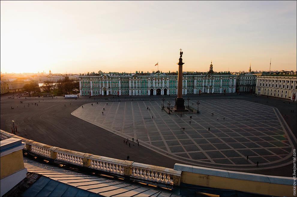 снимков новой картинки с видом на дворцовой кпп полонез