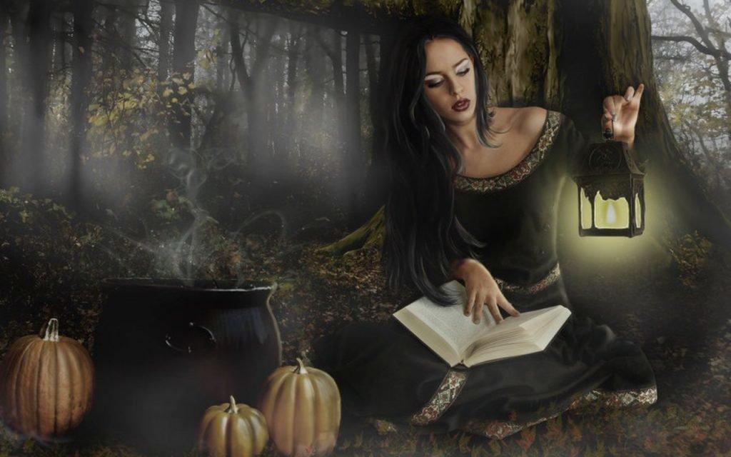 Своими, красивые картинки о магии