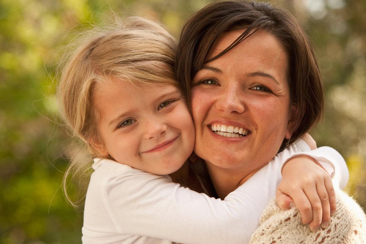 Картинки, картинки счастливая мама сына