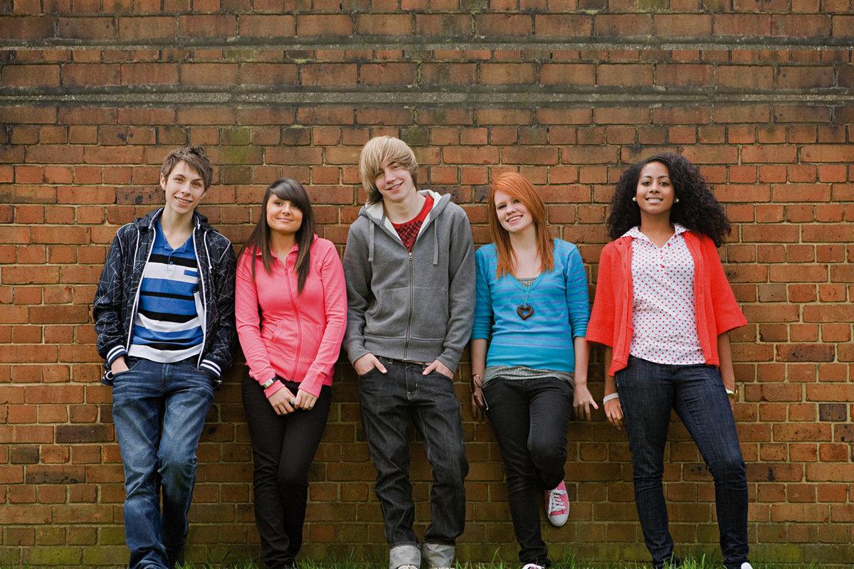 Прикольные картинки о подростках