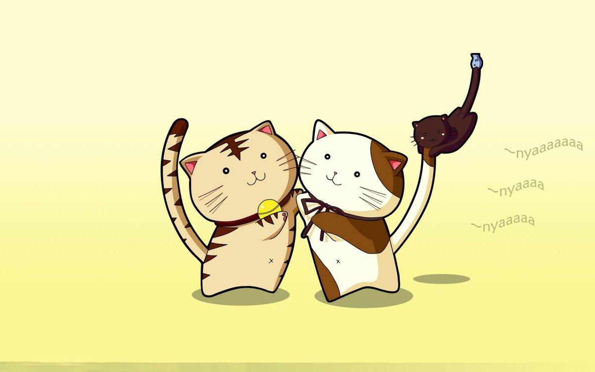 Аниме картинки смешные животные