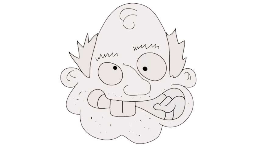 Рисунки для срисовки карандашом легкие прикольные для мальчиков, своими руками