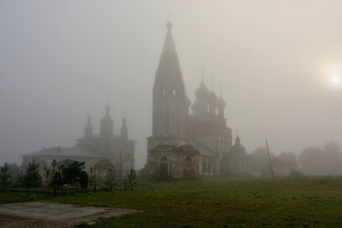 Храмы села Парское
