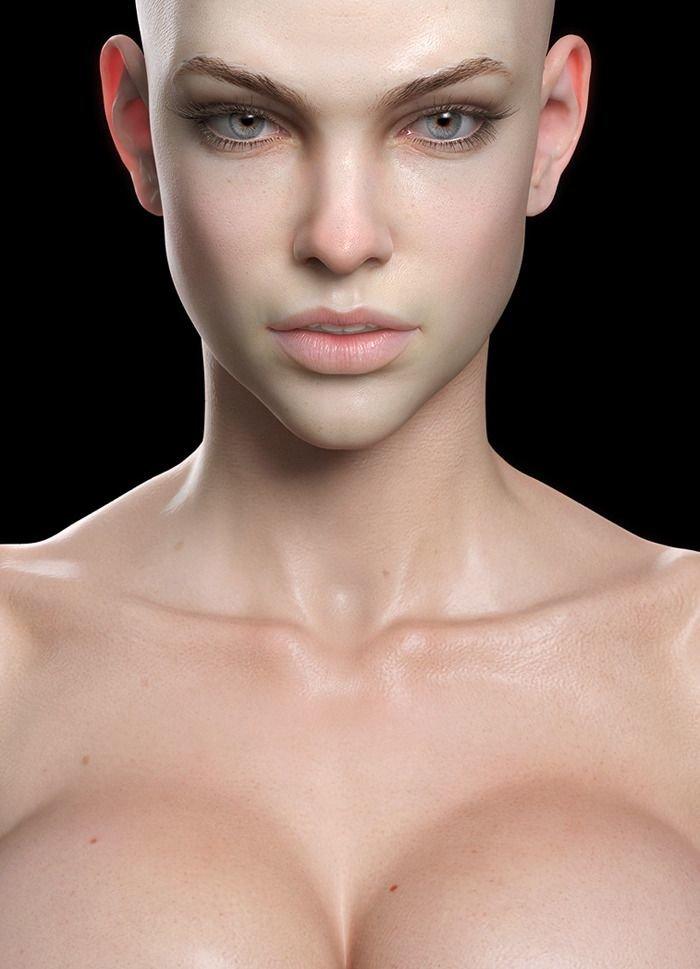 modeling-poses-facial
