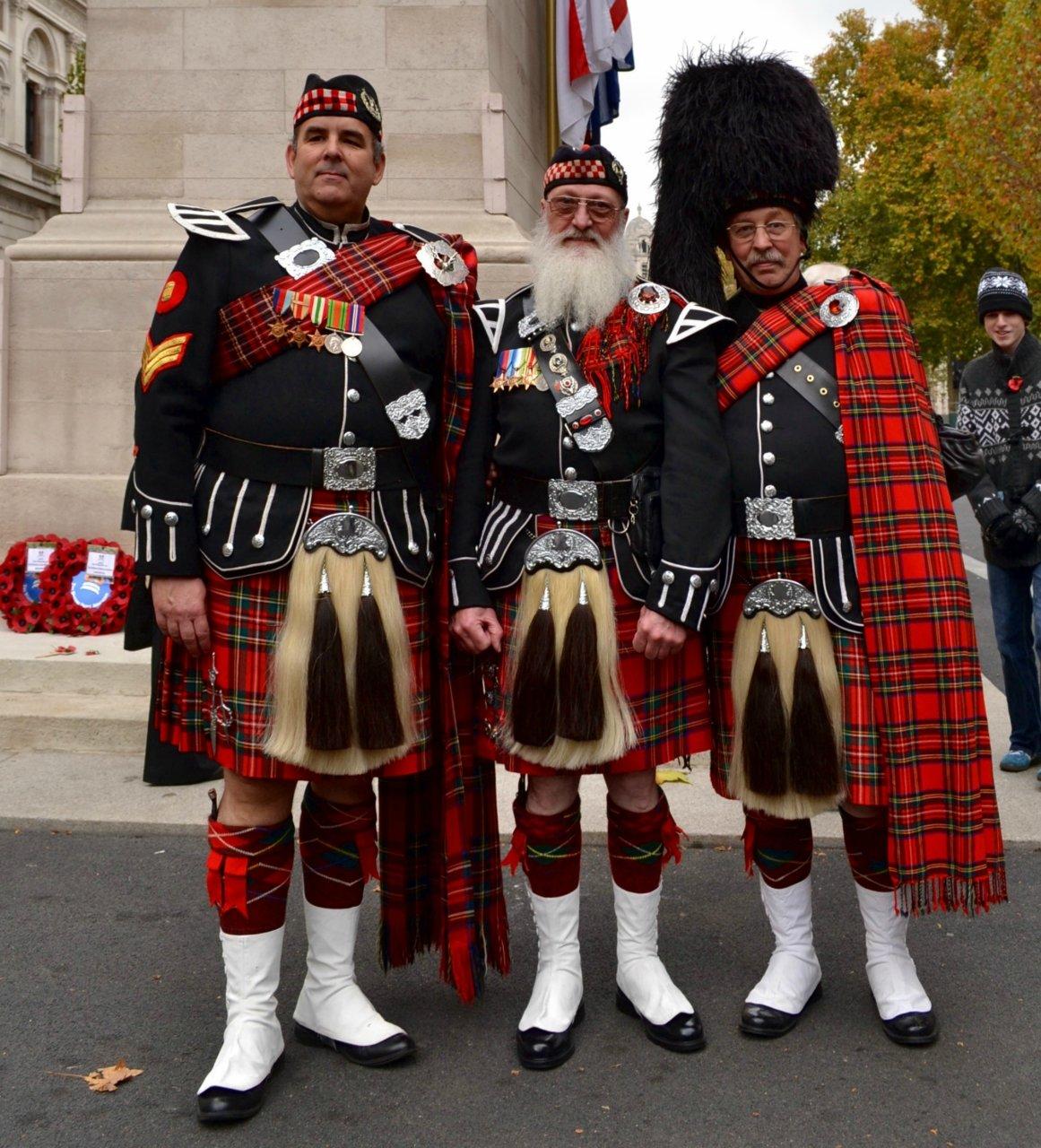 Национальный шотландский костюм картинки