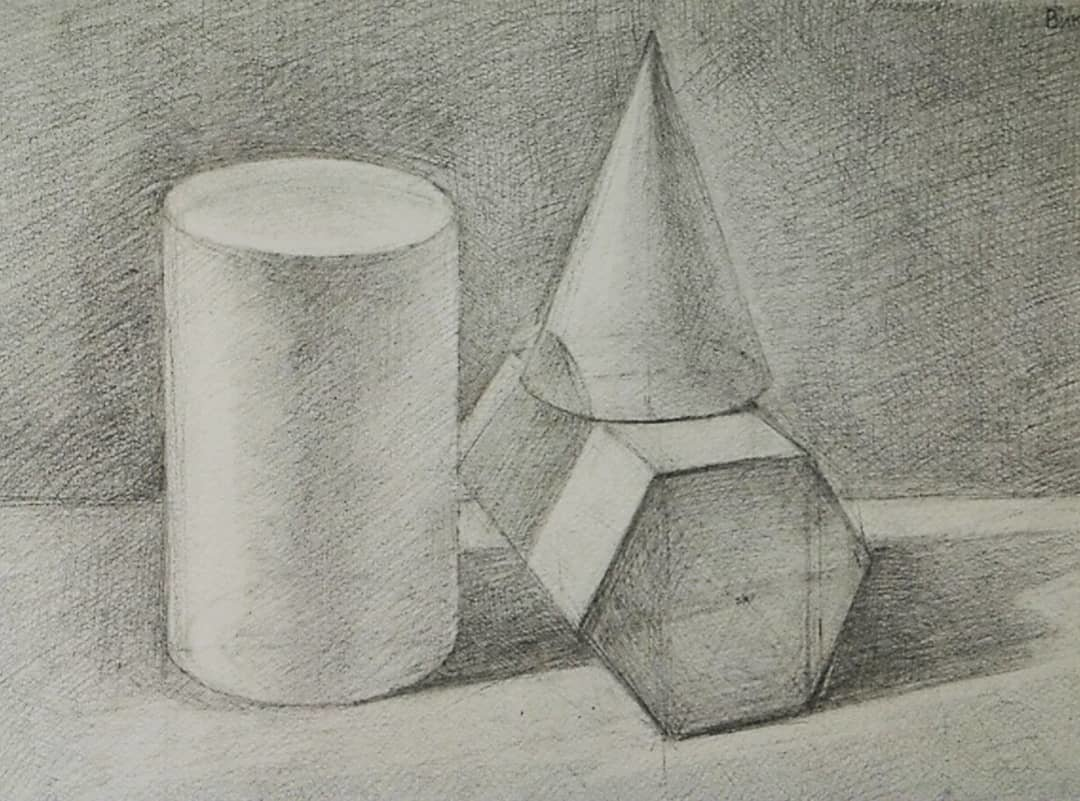 конус и куб картинки долговечны, прочны