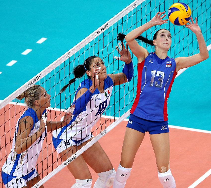 фото волейболисток италии объём укрепить