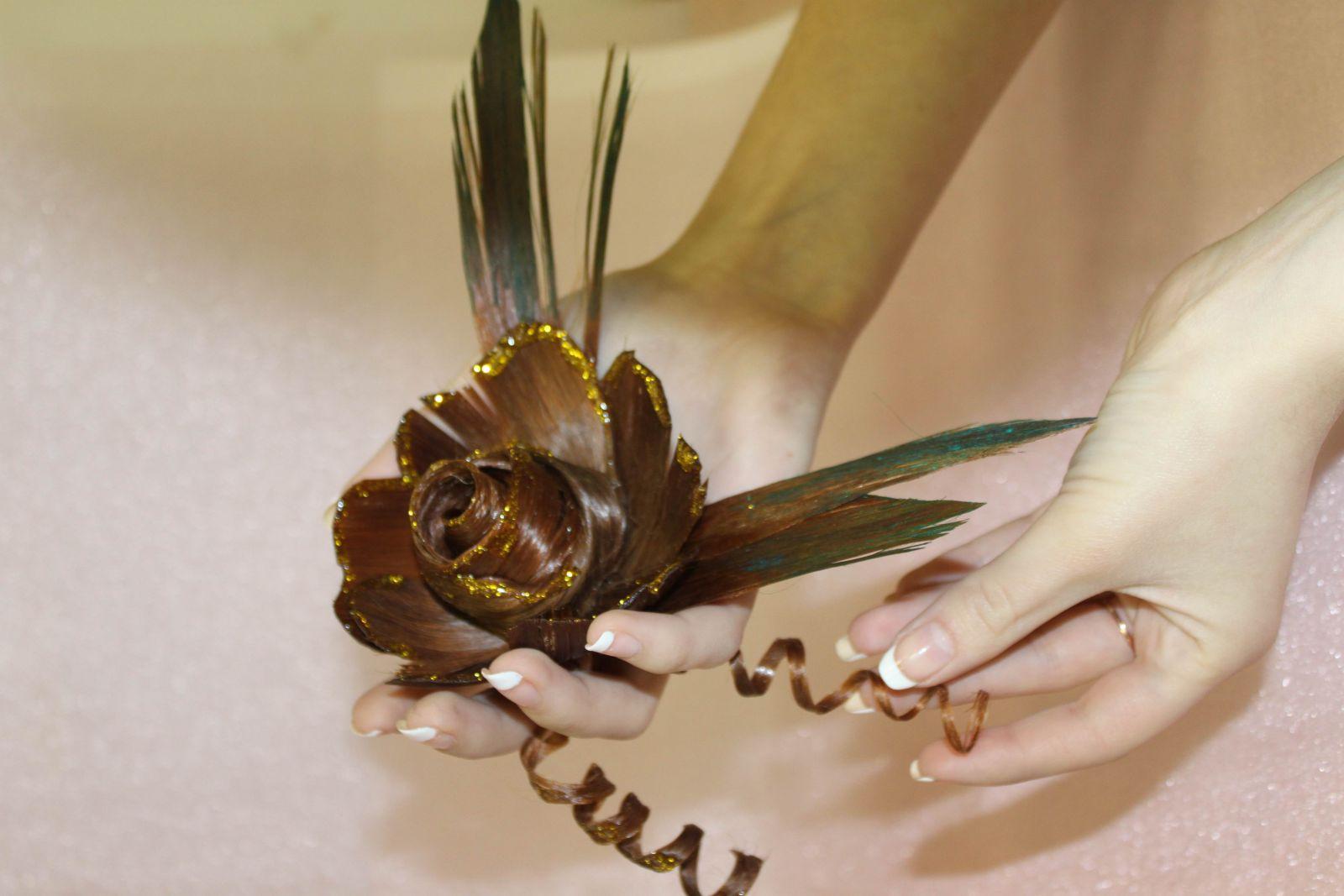пастижерские изделия из волос фото