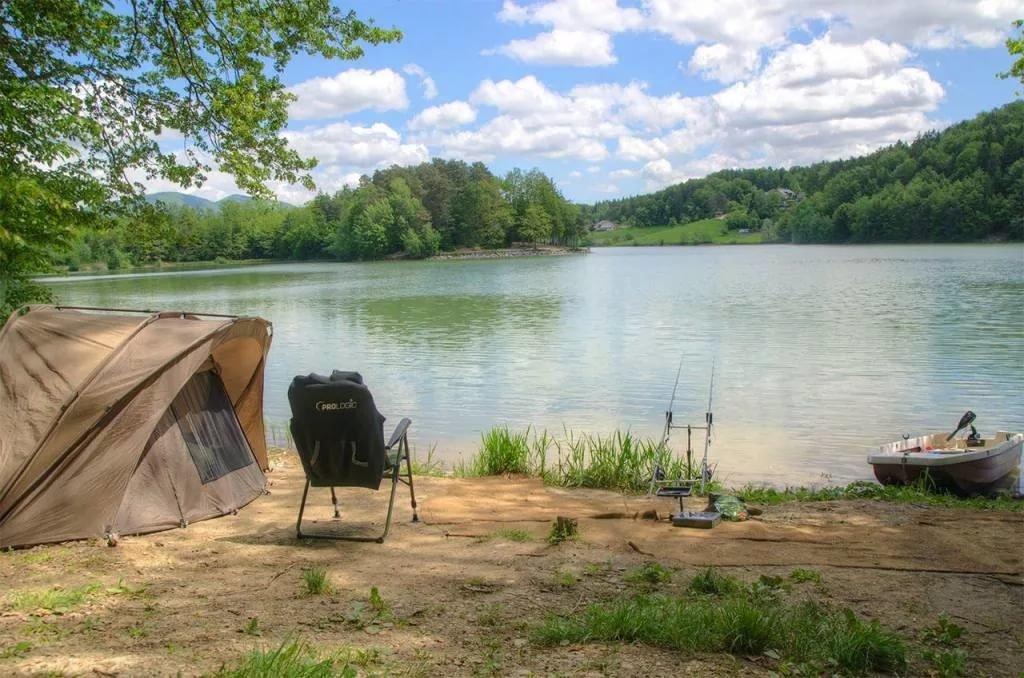 Отдых рыбалка одиночная