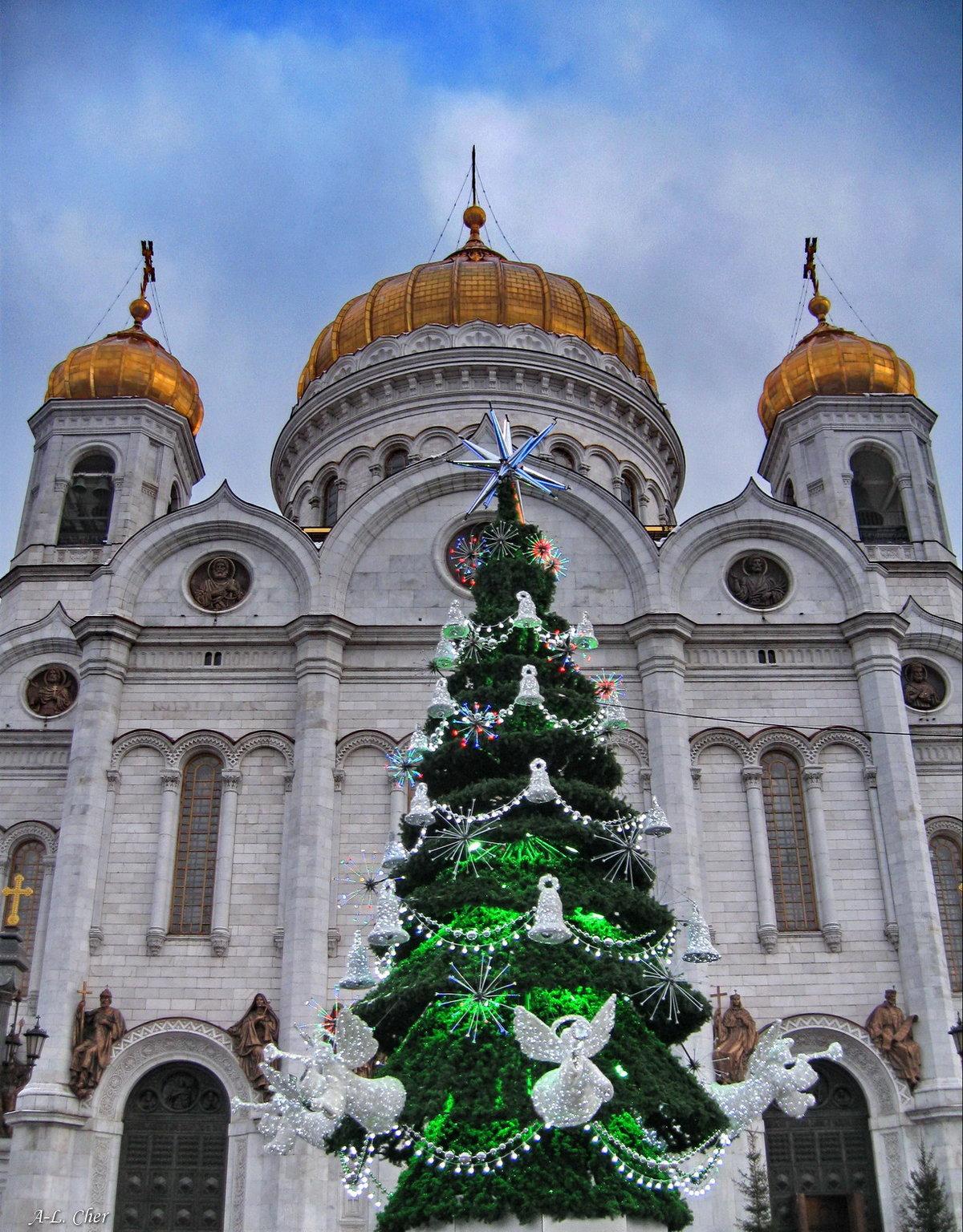 Картинки рождество россии