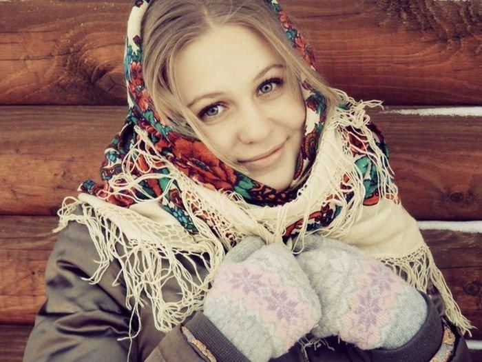 ваше внимание, славянские девушки самые красивые перед этим
