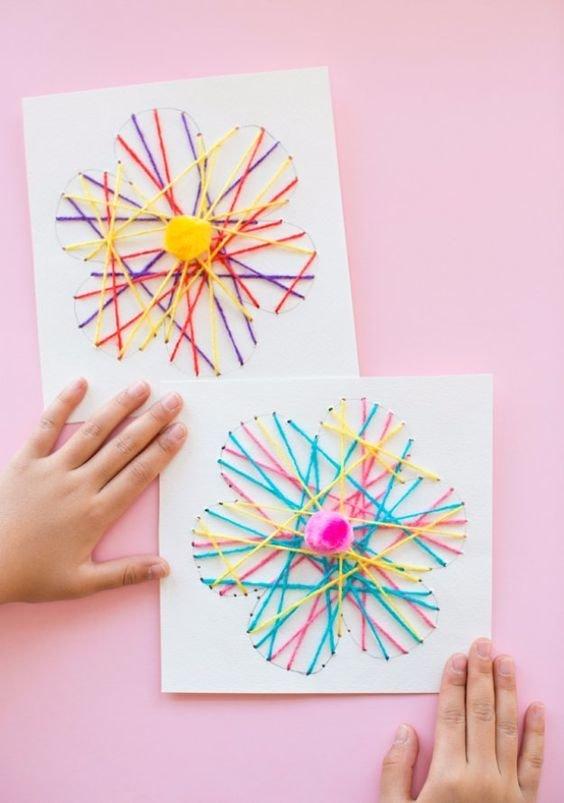 Как сделать открытки на день матери картинки, смешного