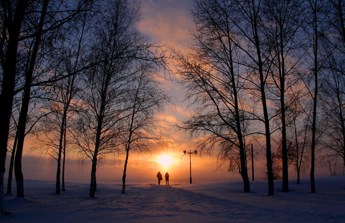 закаты зимой картинки готовых решений, рекомендации