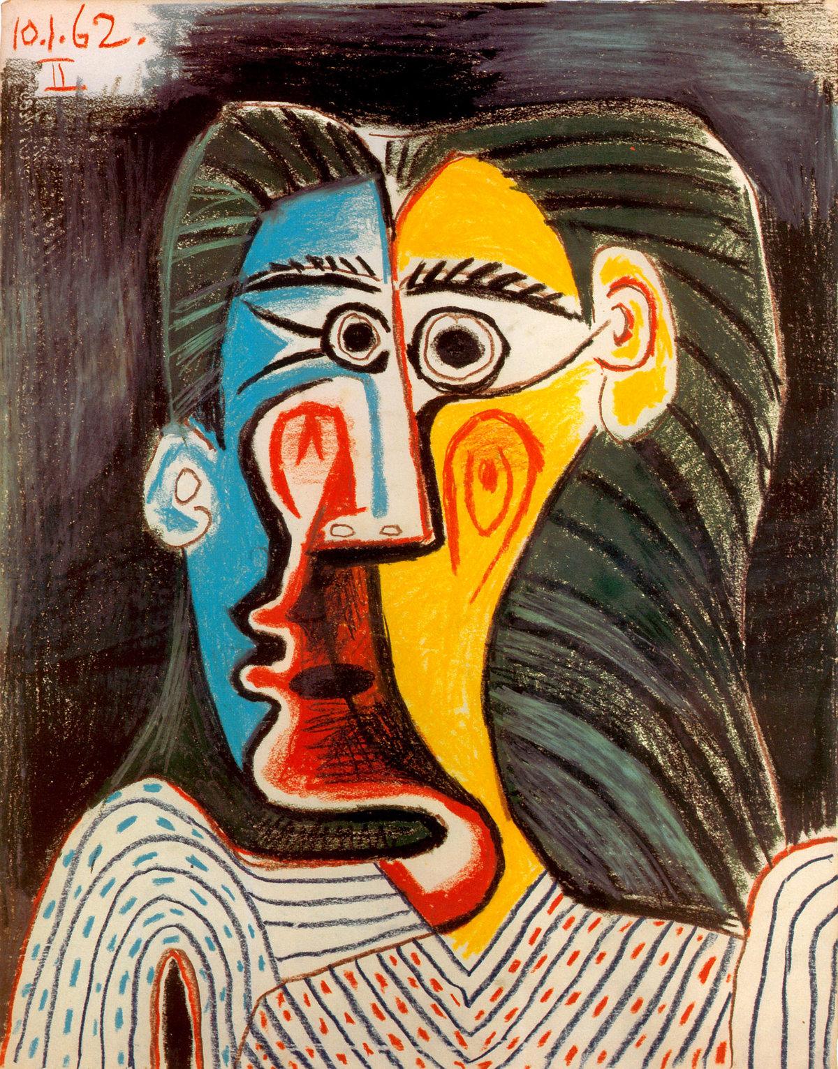 «Лицо женщины» (1953)