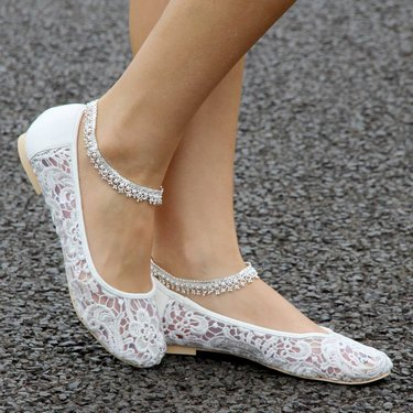 bb113e2a1 38 карточек в коллекции «Свадебная обувь без каблука» пользователя  mr.moskalenko6707 в Яндекс.Коллекциях