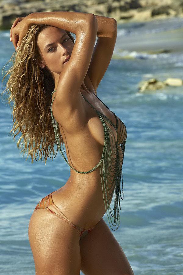 Sportsblog Women In Sports Illustrated Bo Krsma Cliphunter 1