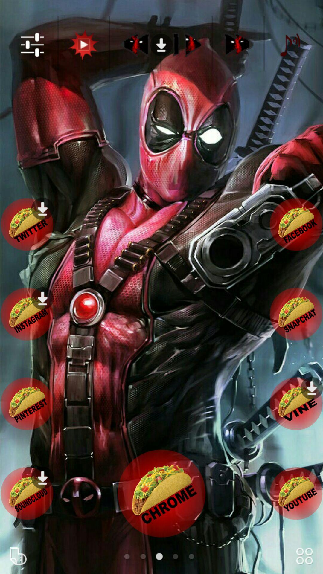 Wallpaper Iphone Deadpool Wallpaper Iphone
