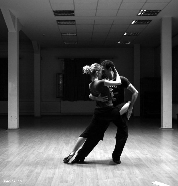Черное танго картинки