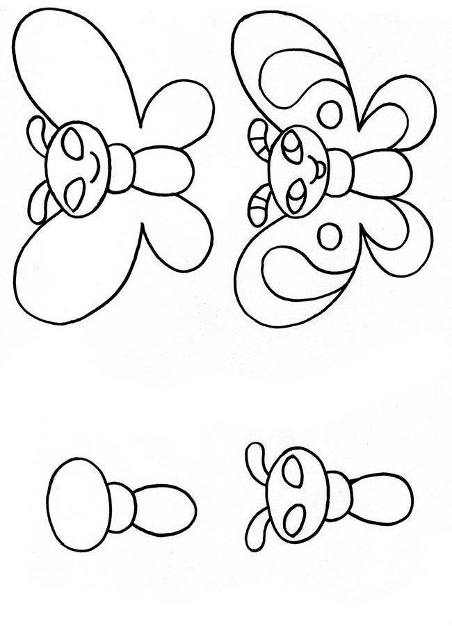 Рисовать картинки для детей легкие