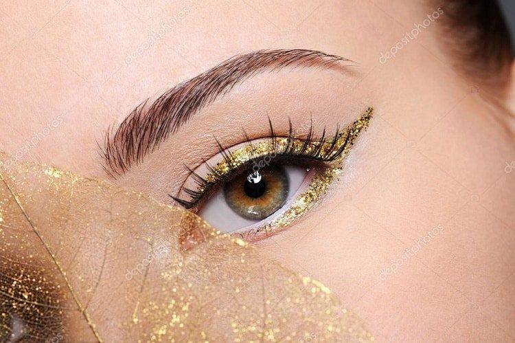 Как придать блеск глазам средства для блеска глаз Уход за лицом