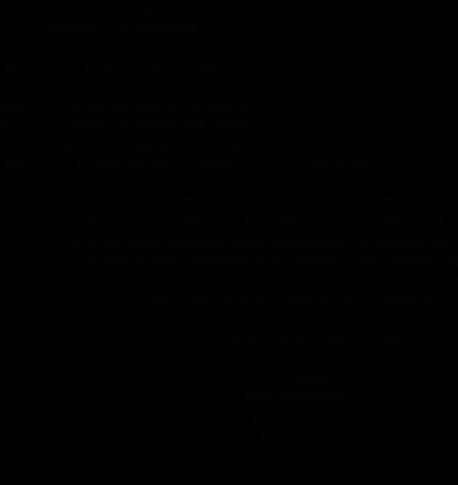 картинки из скобок и символов