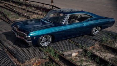 dodge charger 1968 art