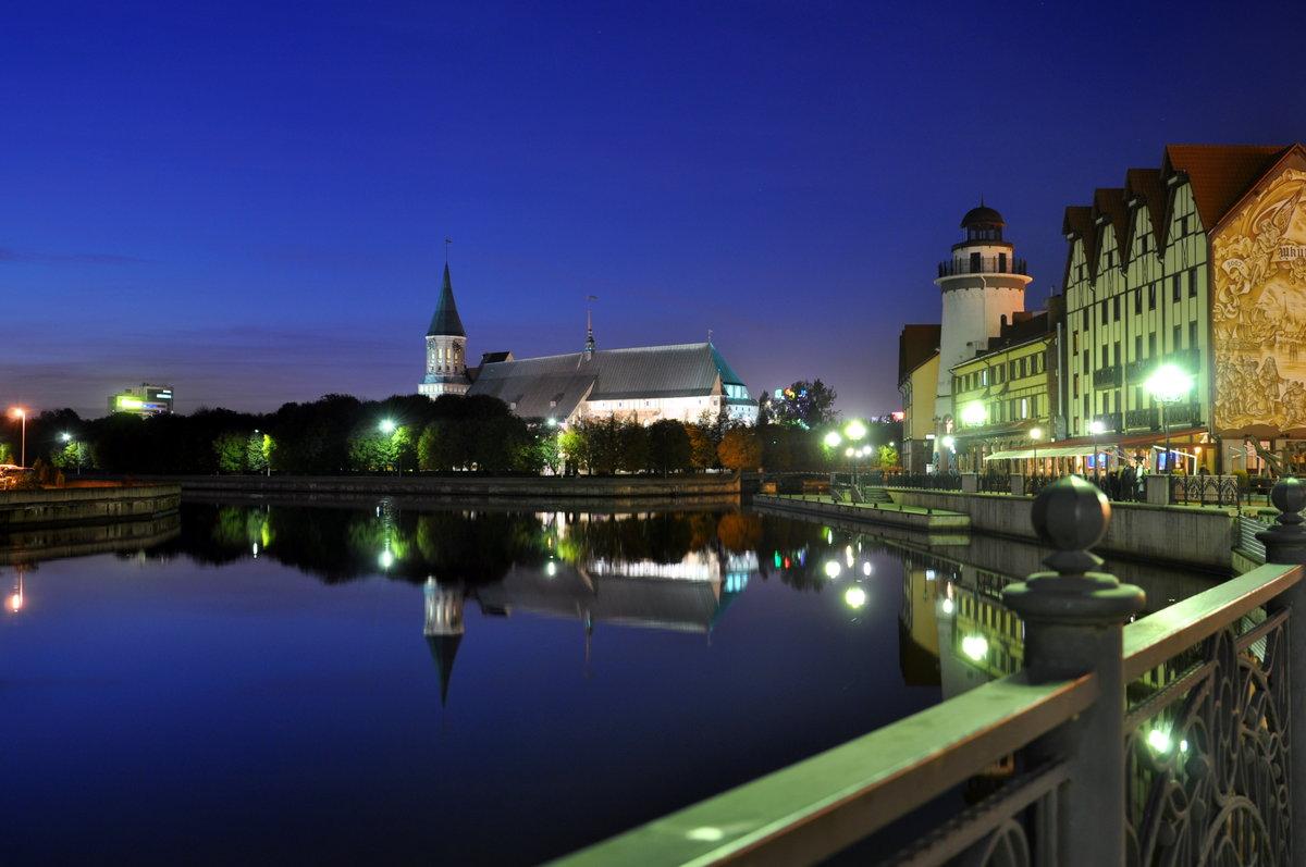 Автотуризм в Калининграде – удобно и доступно