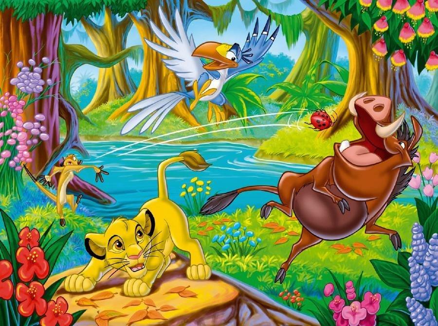 Рисунок из мультфильмов диснея
