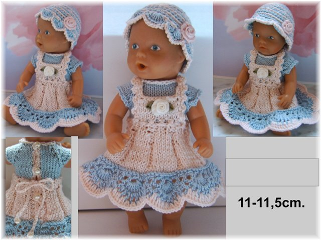 Одежда для куклы своими руками вязание 902