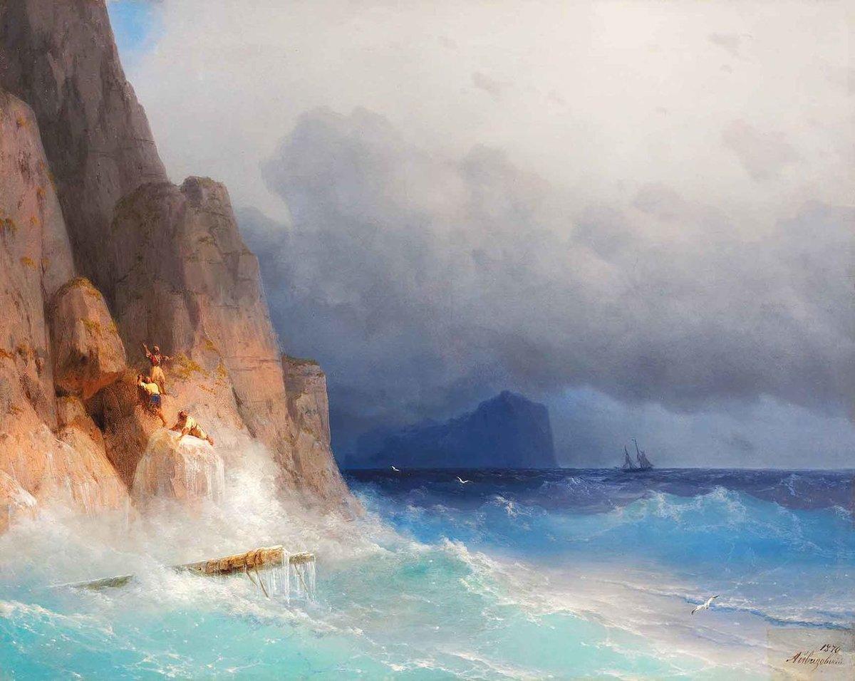художник и море картинки одной только москве