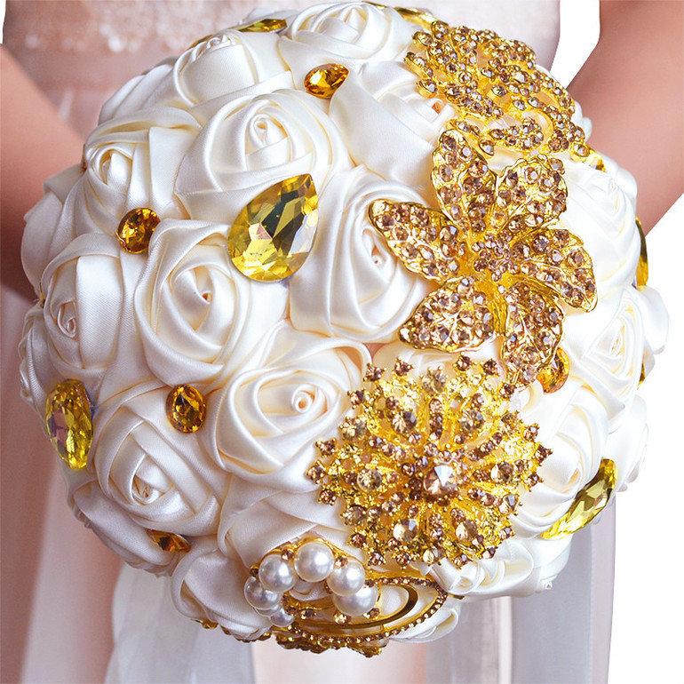 Цветов центр, букет на золотую свадьбу заказать
