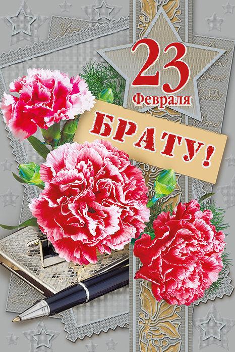 Красивых открыток, картинки поздравления брату на 23 февраля