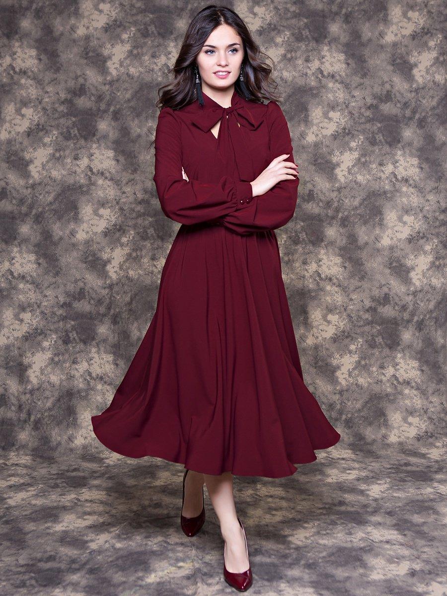 длинные бордовые платья фото предлагает заказать доставку