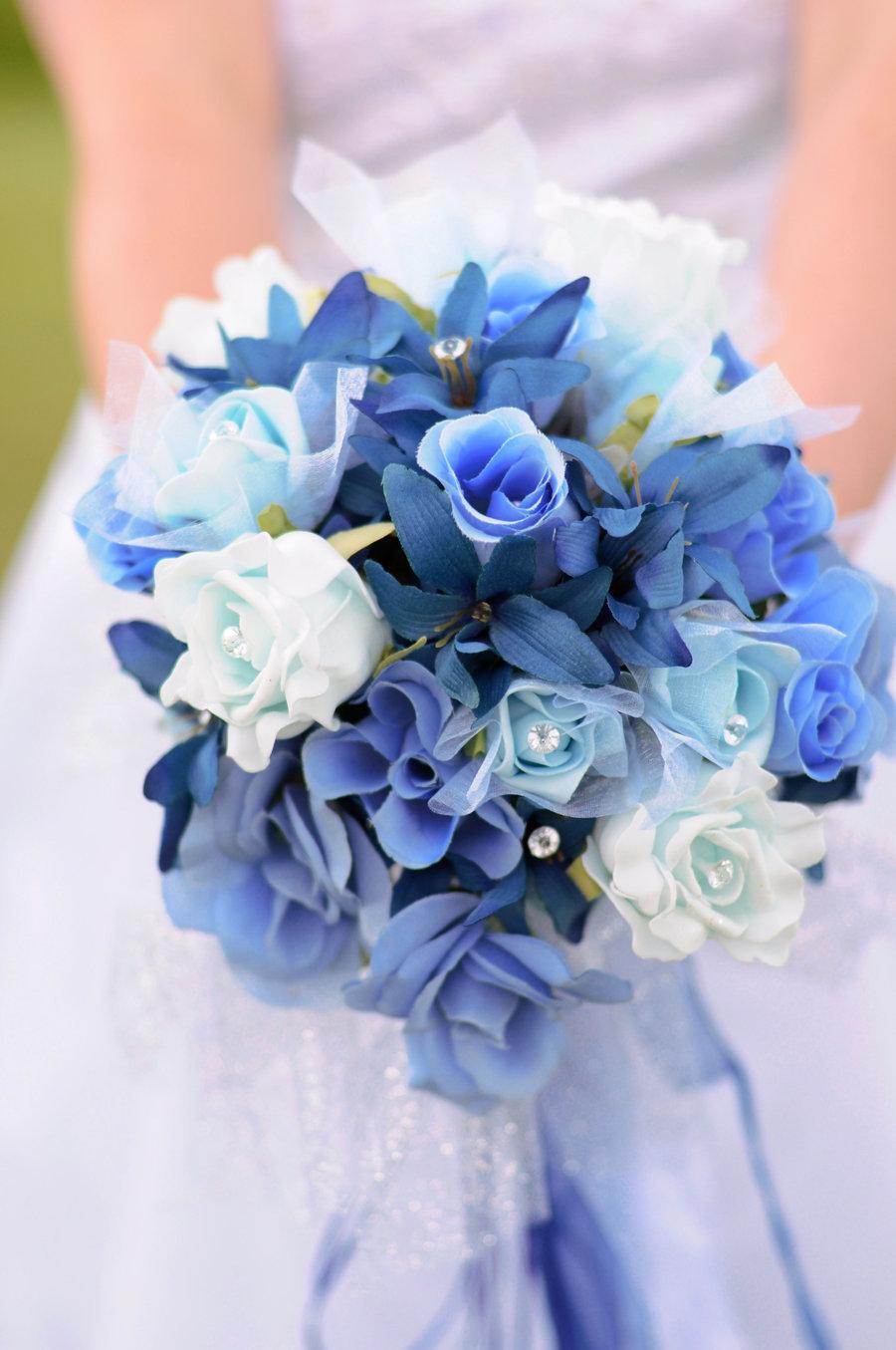 Делать открытку, голубая свадьба картинки