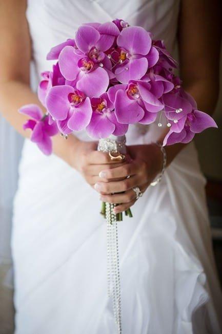 Букеты, букет капля из орхидей своими руками