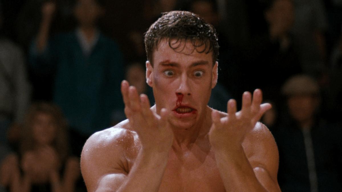 кровавый спорт картинки человек