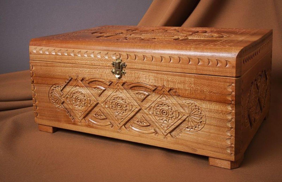 Как делать деревянные шкатулки фото