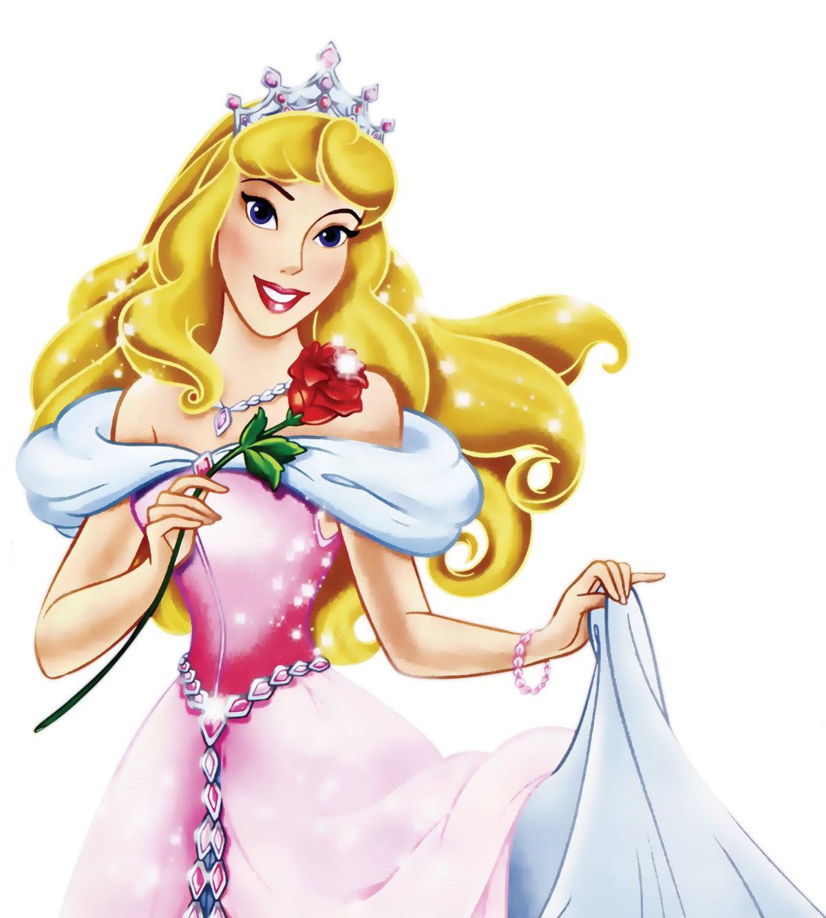 Персонажи принцесс из мультиков