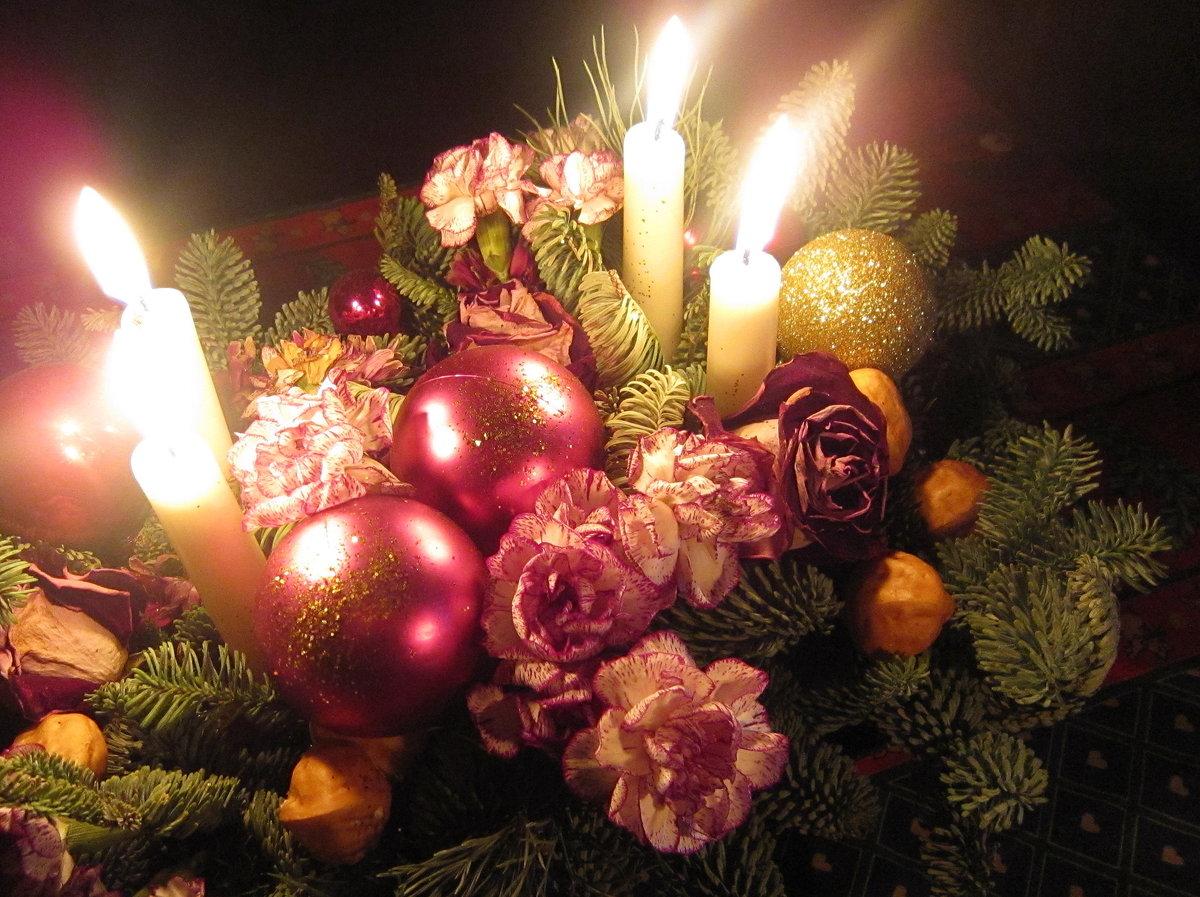 Картинки рождественского вечера