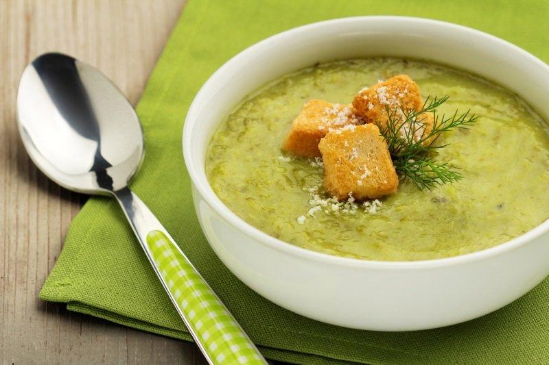 Вкусные диетические супы для похудения рецепты