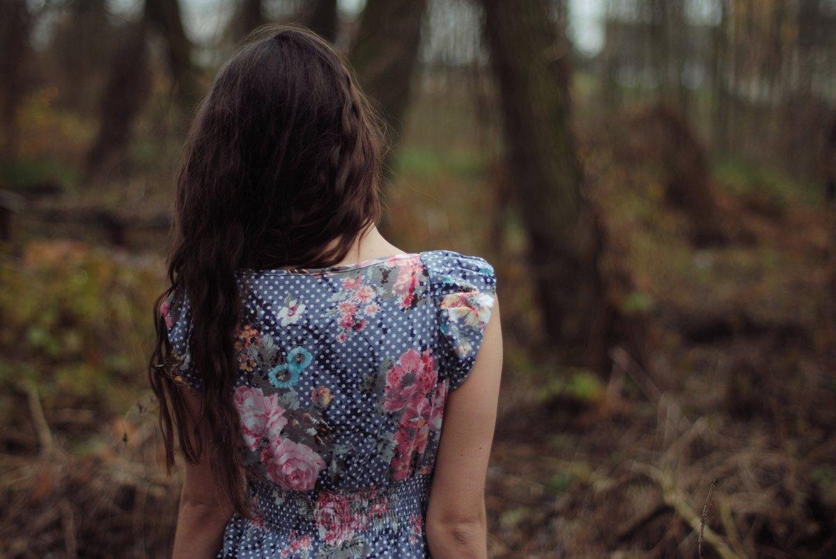 фотографии женщины со спины большого формата - 13