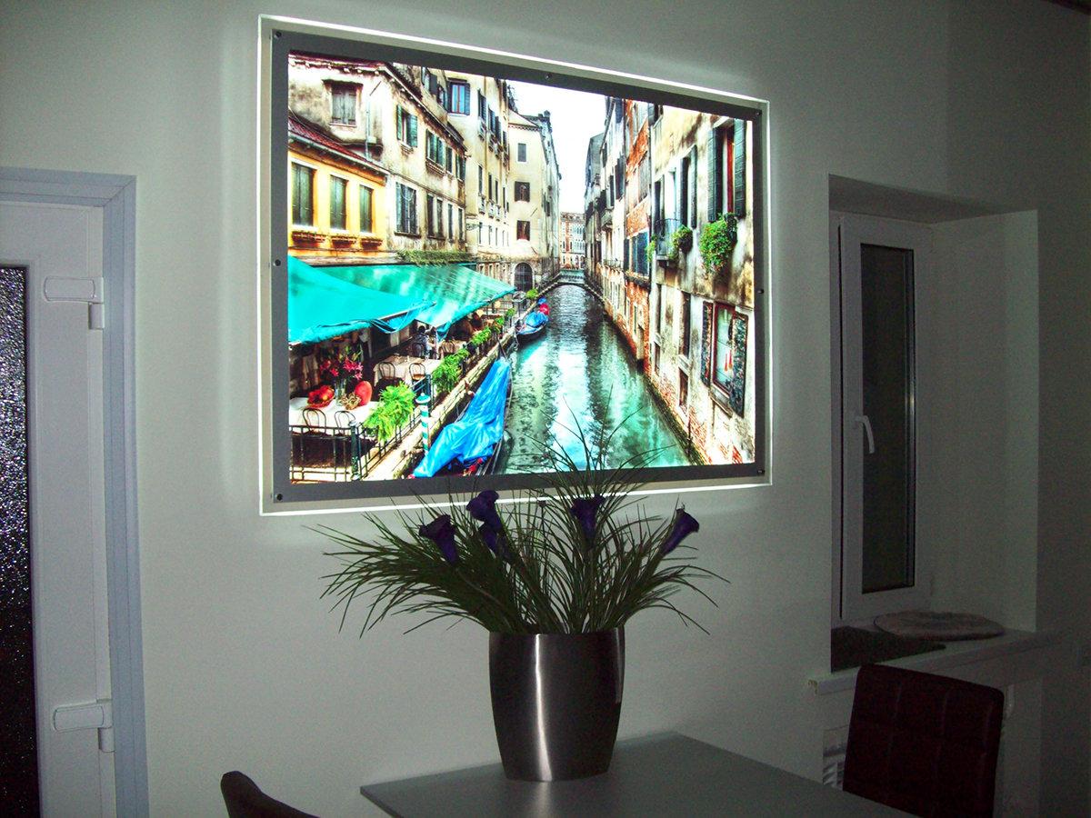 световые панели на стену в квартире фото сумели, выходя поверхность