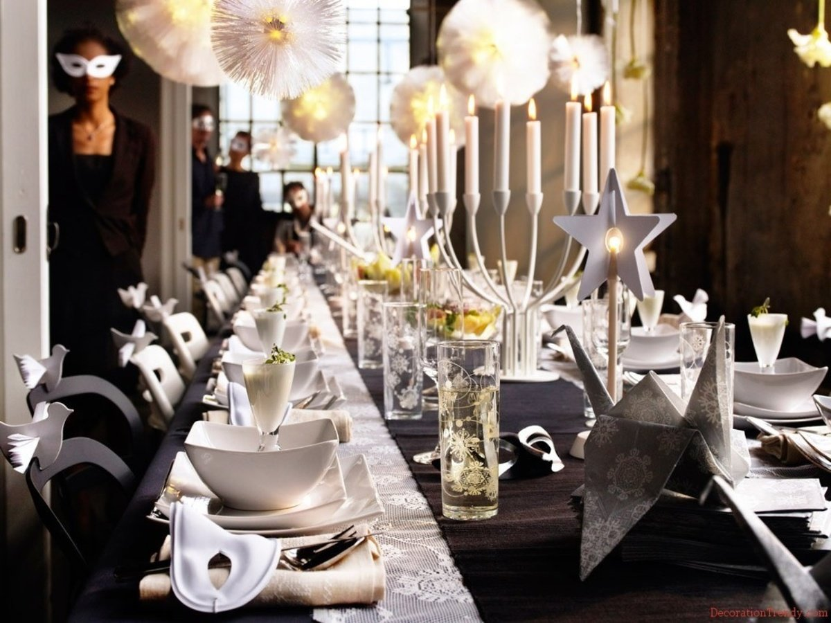 new years eve party decor ideas - HD1024×768