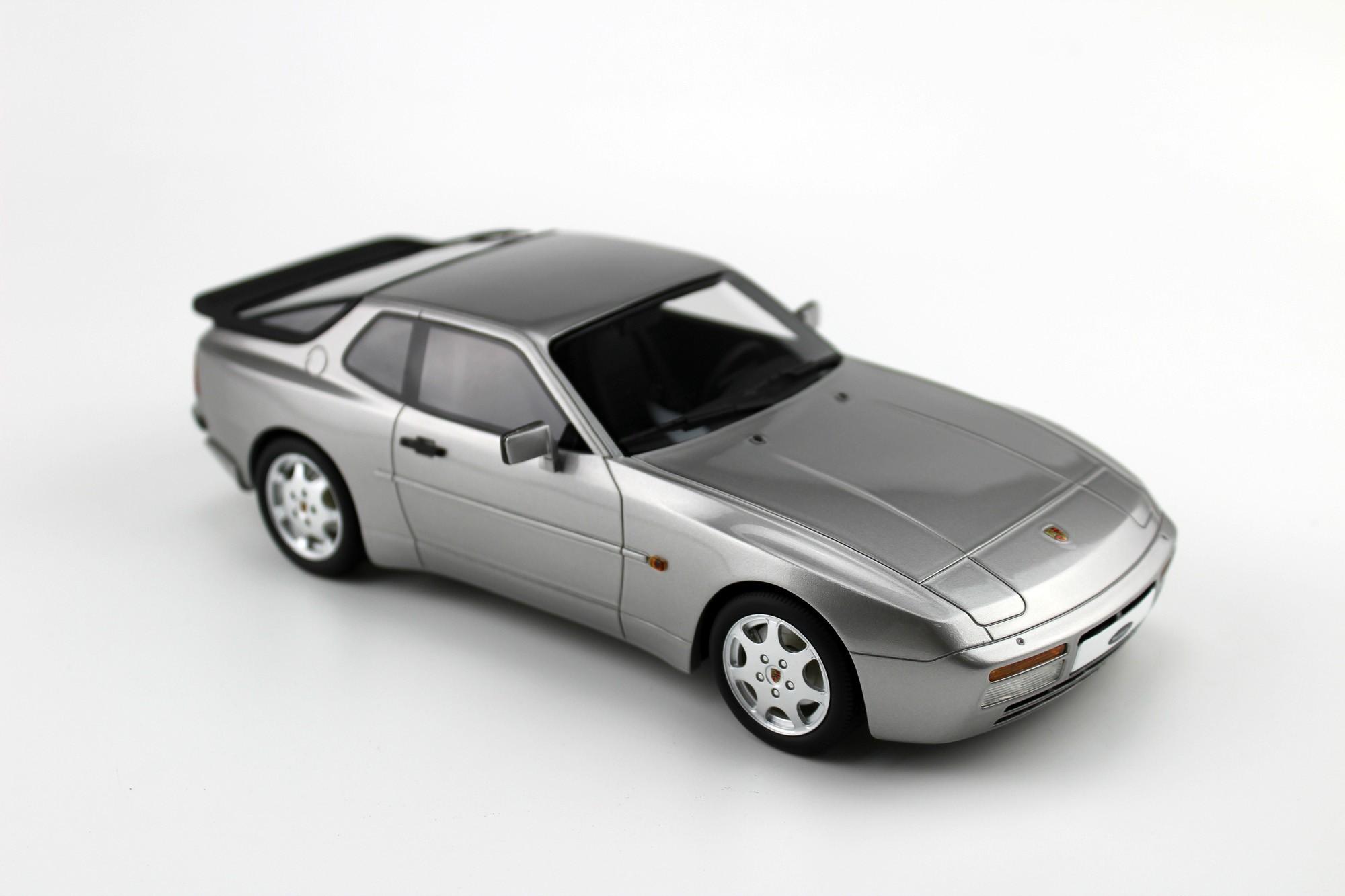 масштабные модели автомобилей porsche 944